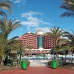 Hotelbewertung Testbericht Delphin Palace Antalya Lara