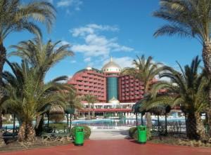 delphin palace lara