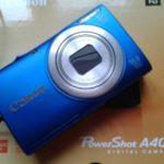 Testbericht Canon PowerShot A4000 IS