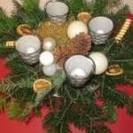 Adventskranz / Adventsgesteck selber machen  oder kaufen?