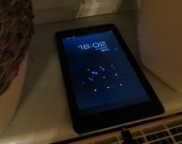 Das Nexus 7 das nicht mehr starten wollte