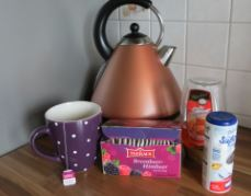 Zubehör Tee Zubereitung