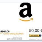 Tipp: Amazon Geschenk Gutschein einlösen