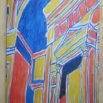 Kunstdruck auf Leinwand und Keilrahmen Größe 60 x 90 cm gewonnen