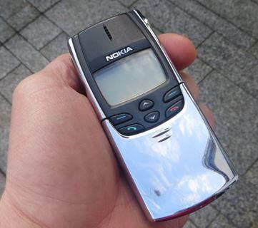 Mein altes Nokia 8810