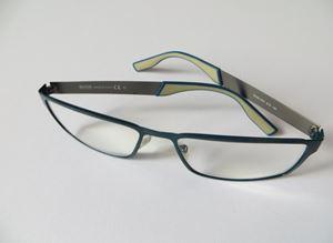 Brille mit Gleitsichtgläser