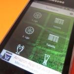 Toralarm App für Fußballfans