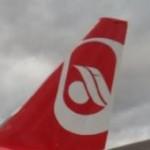 Betrunken und Randale im Air Berlin Flieger