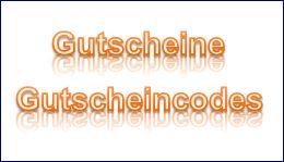Gutscheine und Gutscheincodes