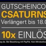 Saturn Gutschein Code Ebay bis 18.06.2014