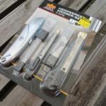 Discounter Angebot TOP Craft Heimwerker Messer-Set von Aldi