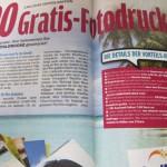 Gutscheincode – 100 gratis Fotodrucke