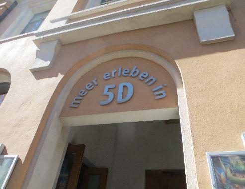 5D Kino in Warnemünde