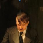 Adolf Hitler als Wachsfigur in Berlin