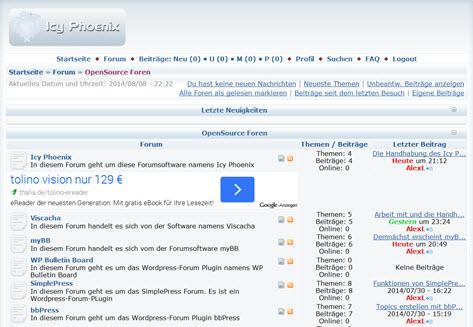 OpenSource Foren