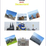 14 Tage Reise durch Deutschland mit dem Zug