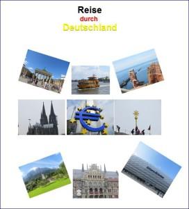 Deutschland Rundreise
