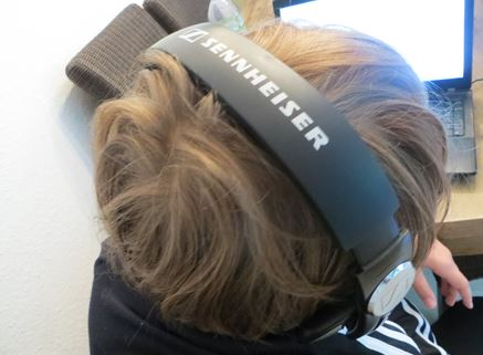 Unser Kopfhörer der Marke Sennheiser