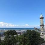 Urlaub 1. Tag in Warnemünde – die Anreise