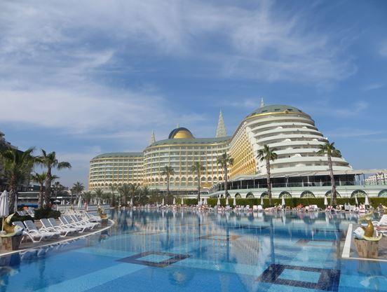 Das Hotel Delphin Imperial in Lara