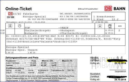 online bahnticket