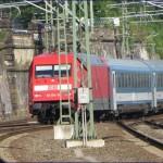 Mit dem Europa Spezial der Bahn nach Budapest