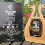 Whisky Rarität Highland Park THOR – The Valhalla Collection