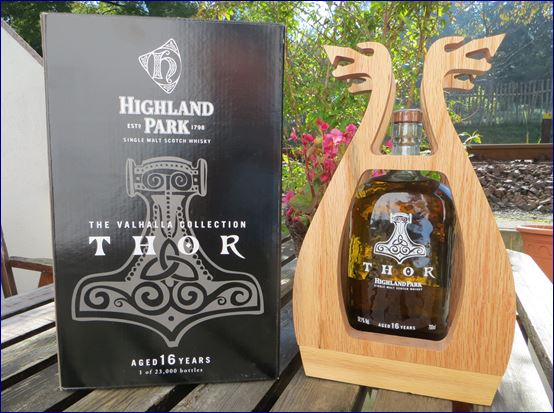 Highland Park Thor 16 Jahre Single Malt Whisky