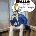 Kapitän Neugier mein Blog Maskottchen
