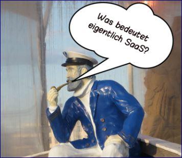 Kapitän Neugier fragt: Was bedeutet SaaS?