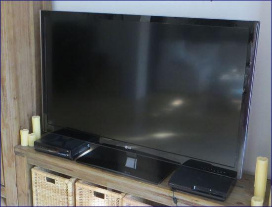 LG §D TV 55 Zoll