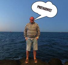 Der Protagonist von AV100.de