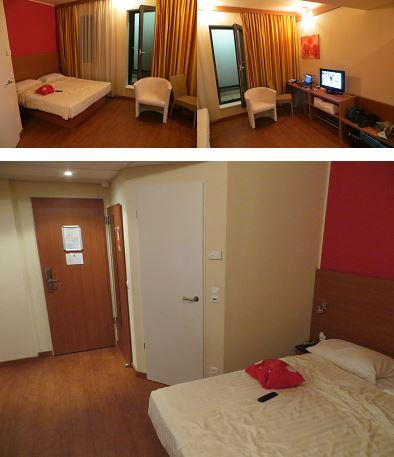Zimmer 312 Star Inn Hotel Budapest