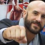 WWE Superstar Antonio Cesaro Autogrammstunde in Frankfurt