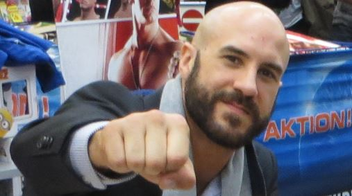 Antonio Cesaro King of Swing WWE Wrestling Superstar