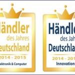 Elektronikversandhändler Conrad Händler des Jahres 2014