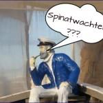 Spinatwachtel – Was bedeutet Spinatwachtel?