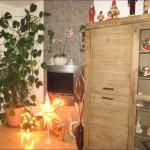 Die Wohnung weihnachtlich dekorieren