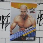 Vorbereitung auf die WWE Superstar Cesaro Autogrammstunde