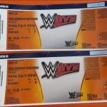 WWE Tickets für Nürnberg 2015
