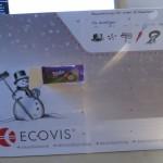 Adventskalender vom Steuerberater Ecovis in Thalheim Erzgebirge