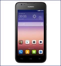 Huawei Ascend Y550. Bild von Amazon