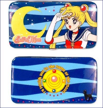 Sailor Moon Geldbörse: Gefunden bei Amazon