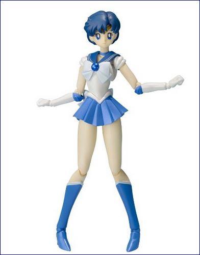 Figur Sailor Moon Merkur. Bild aus Amazon
