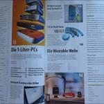 c´t Magazin 3/2015 in super Heftqualität