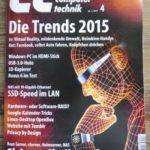 c't Magazin  – 24.01.2015 c't 4/2015 gebraucht zu verkaufen