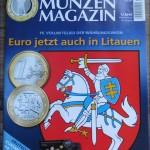 """""""Deutsches Münzen Magazin"""" Ausgabe 1 / 2015"""