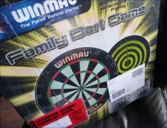 Winmau Family Dart Game gekauft bei Avides