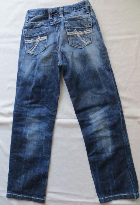 Die Camp David Kinder Jeans von hinten