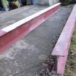 Baustahl IPE 160 Doppel-T Stahlträger zb. für Sturz zu verkaufen
